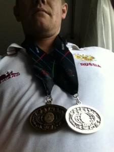 медали из Белфаста