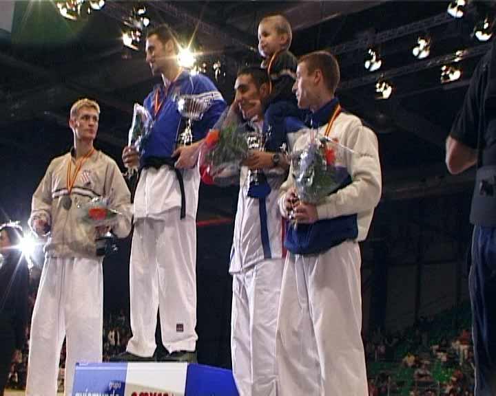 Чемпионат мира 2002 Мадрид