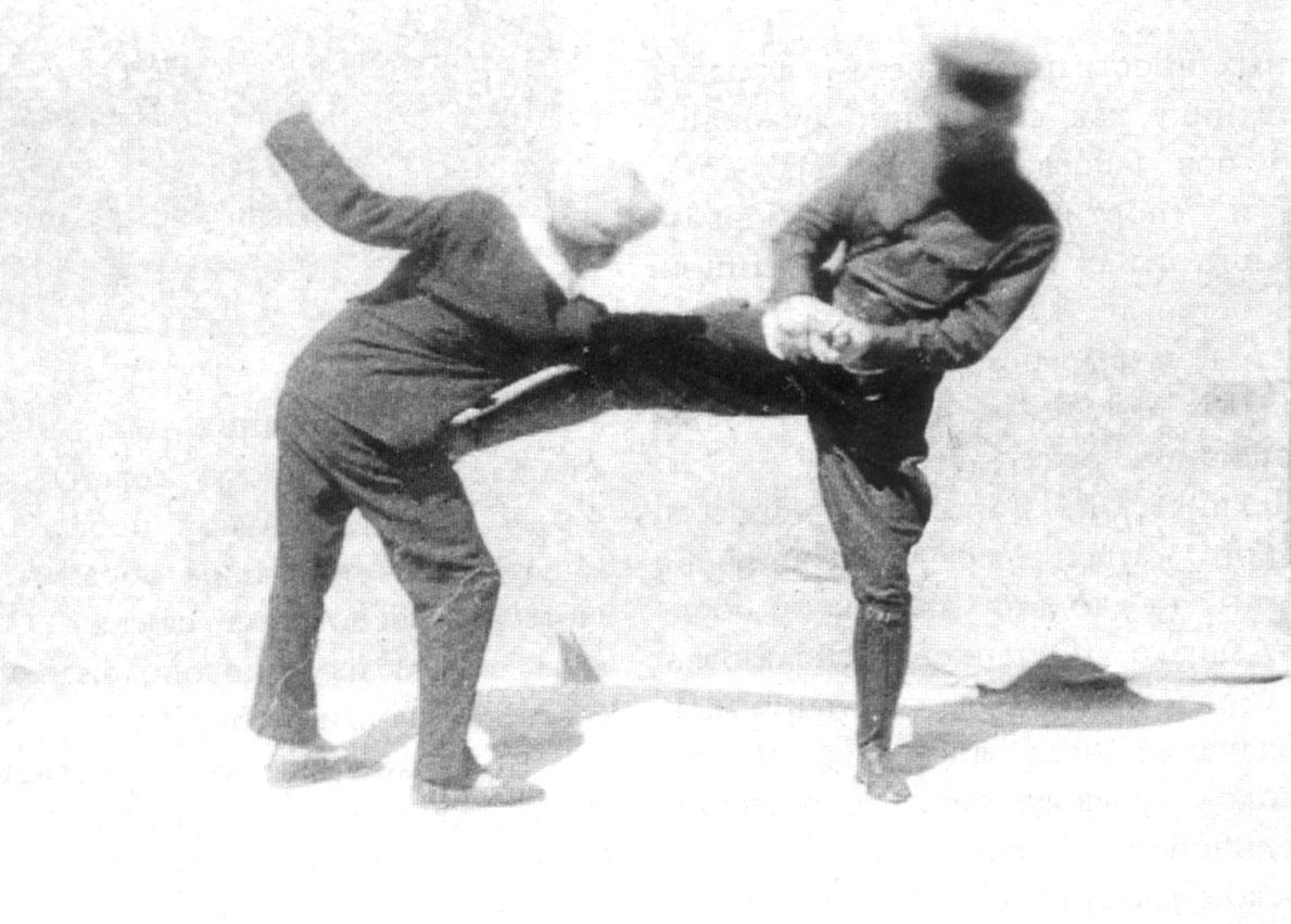 самозащита в НКВД