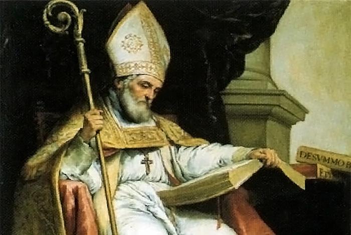 портрет папы Римского в средние века