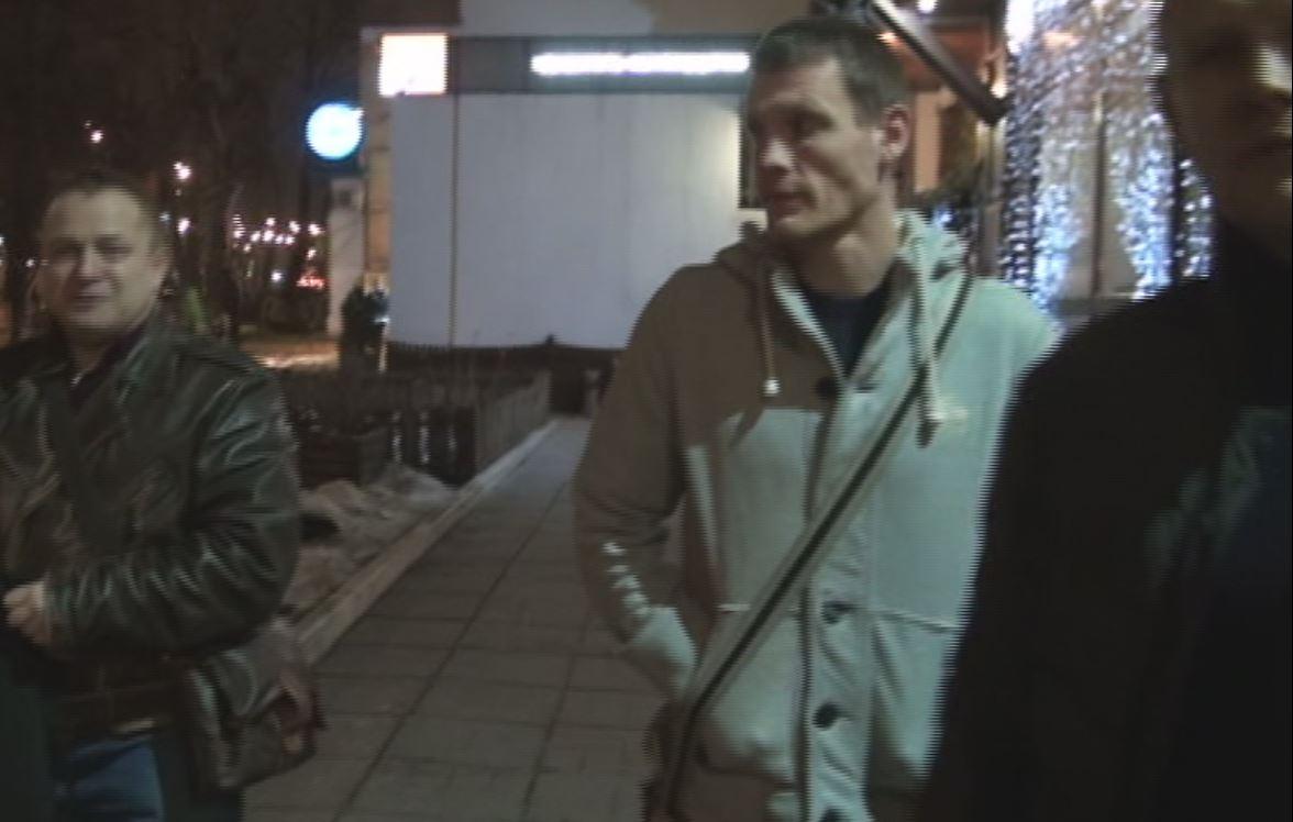 фото Джуниора Лефевра на московский улицах