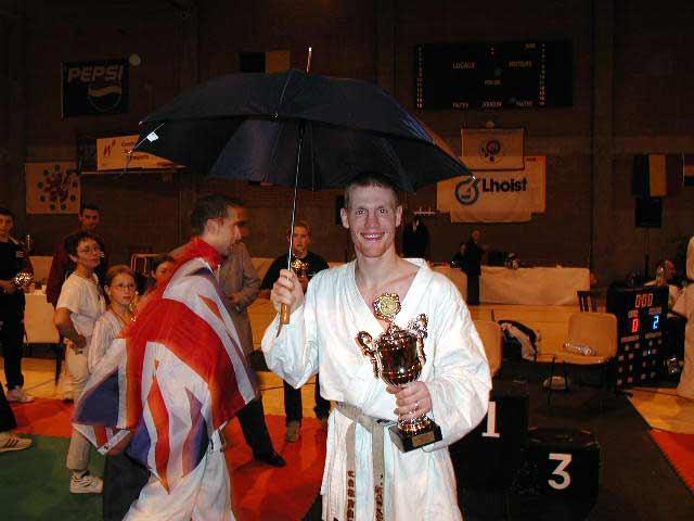 чемпионат Валонии 2003 Лефевр