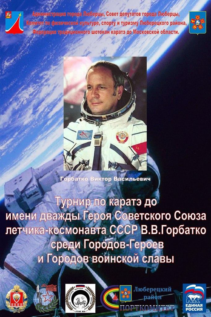 Международный Турнир имени В.В. Горбатко